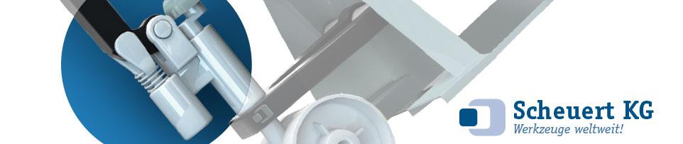 Scheuert AG & Co. KG | Werkzeuge weltweit